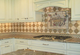 Examples Of Custom Tile Installations In New Jersey Fuda The King