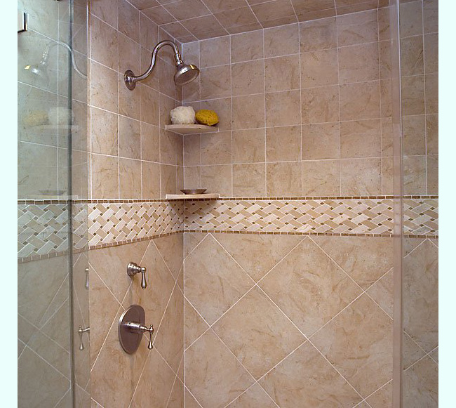 Fuda tile stores bathroom tile gallery for Tiled bathroom designs pictures