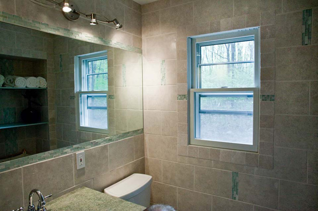 Fuda Tile Stores Bathroom Tile Gallery - Glass accent tiles for bathroom