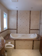 Natural stone tile bathroom fuda tile - Fuda Tile Stores Bathroom Tile Gallery