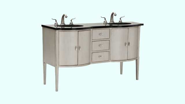 Bathroom Vanities | Sterling Grand Bath Vanity | Fuda Tile