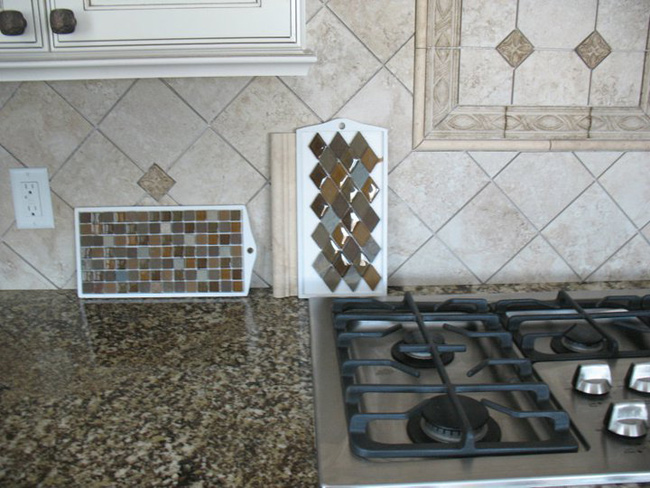 Coordinating Backsplash Options | Fuda Tile